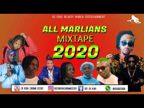 ALL MARLIANS AND ZANKU SONGS  2020 MIX BY DJCRUZ FT DAVIDO, ZLATAN, NAIRA MARLEY