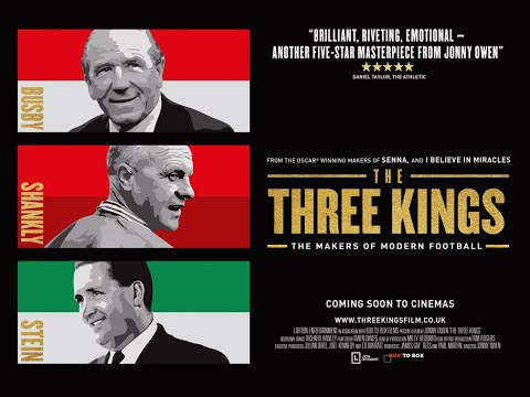 THE THREE KINGS Official Trailer (2020) Busby  Shankly  Stein
