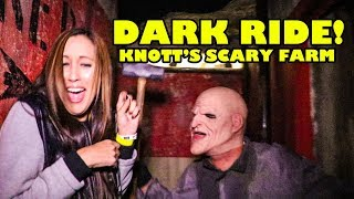 Nonton Dark Ride Haunted House Walkthrough  Seriously Awesome Maze  Knotts Scary Farm 2017 Film Subtitle Indonesia Streaming Movie Download