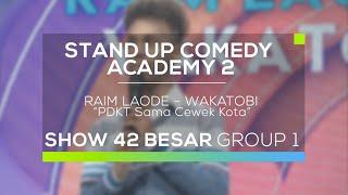 Video Raim Laode - PDKT Sama Cewek Kota (SUCA 2 - 42 Besar Group 1) MP3, 3GP, MP4, WEBM, AVI, FLV Februari 2018