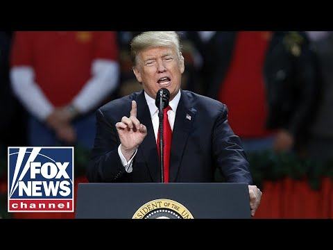 Trump hosts 'MAGA' rally with Rep. DeSantis in Tampa, FL