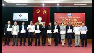 Đảng bộ Công ty nhiệt điện Uông Bí: Quán triệt Nghị quyết Trung ương 8 khoá XII; tổng kết công tác Đảng năm 2018