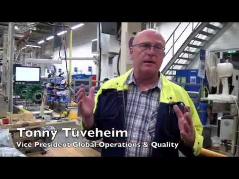 Touring Volvo Penta's Vara, Sweden Marine Engine Factory