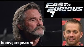 Nonton Kurt Russell on Paul Walker Fast and Furious 7 Film Subtitle Indonesia Streaming Movie Download