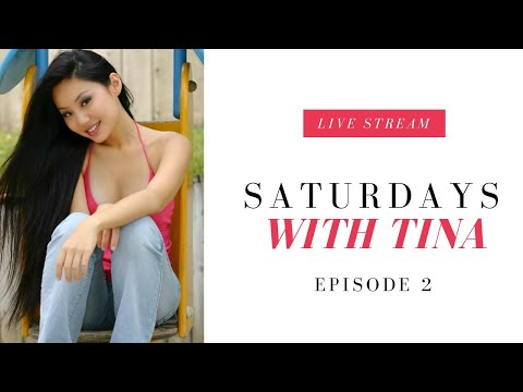 Saturdays with Tina LIVE Episode 2 (видео)