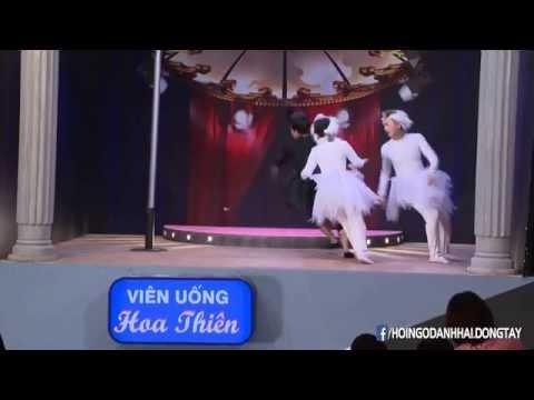 Hài Kịch - HAI TRỐNG MỘT MÁI - Trấn Thành, Việt Hương