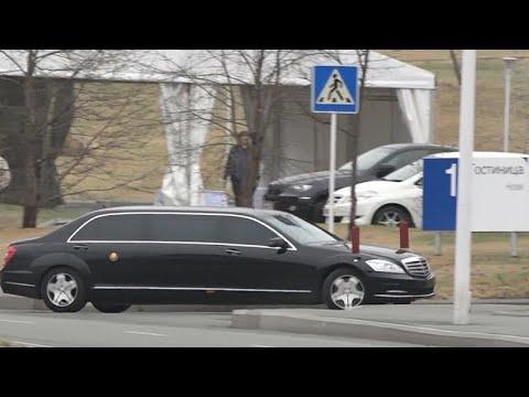 Ρωσία: Συνάντηση κορυφής Πούτιν – Κιμ