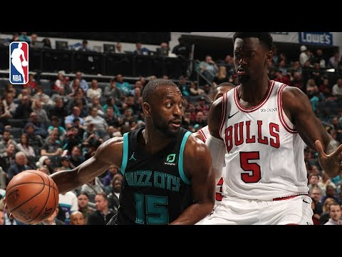 Video: Full Game Recap: Bulls vs Hornets | Kemba Walker & Bobby Portis Both Go For 30+ Points