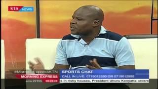 KTN Morning Express Monday 2nd May 2016: Sports Chart- Wazee Pamoja League