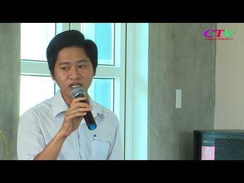 """Trung tâm GDNN-GDTX huyện tổ chức Chuyên đề """"Kỹ năng soạn thảo và ban hành văn bản"""""""