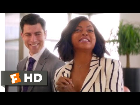 What Men Want (2019) - Kiss My Black Ass! Scene (10/10) | Movieclips