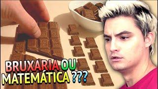 O TRUQUE DO CHOCOLATE INFINITO! (COMO FUNCIONA?)