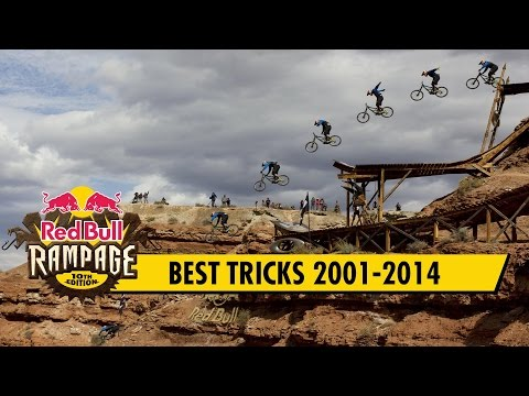 Best of Red Bull Rampage: Top Tricks 2001-2014