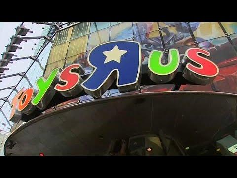 Das Spiel ist aus für US-Läden von Toys'R'Us - wackeln  ...