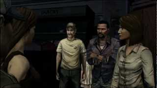 Видео The Walking Dead: The Game