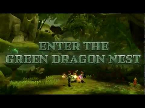Watch Dragon Nest Defeat the Green Dragon Trailer