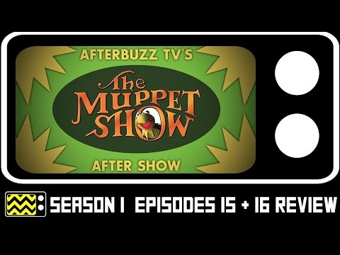 The Muppets Season 1 Episodes 15 & 16 After Show | AfterBuzz TV