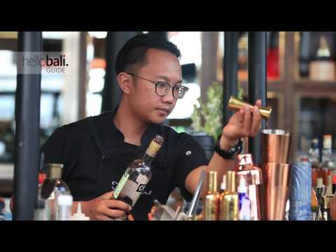 Cocktail Mixing - Frestro Seminyak