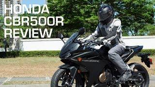 5. REVIEW: 2016 / 2017 Honda CBR500R - MATTE BLACK