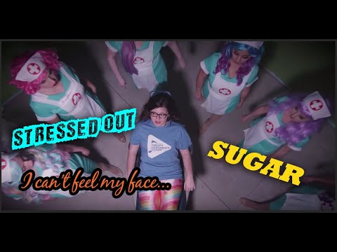 Sugar/Can't Feel My Face/Stressed Out Mashup | Valley Performing Arts Center