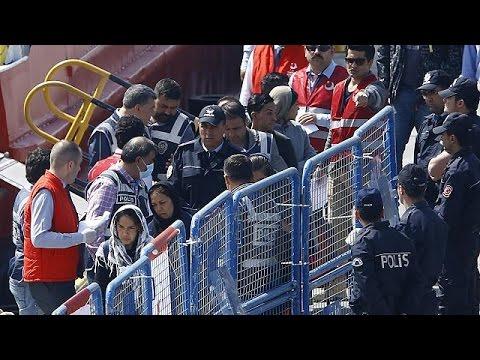 Τουρκία: Προς απέλαση η μη Σύροι που επέστρεψαν από την Ελλάδα