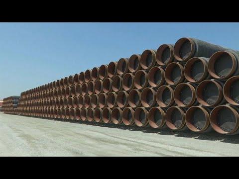 EU: Einigung im Gasstreit für Nord Stream 2 Projekt