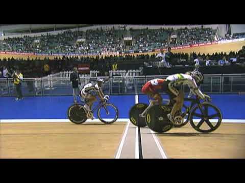 2009-10 World Cup - Manchester - Points Race (Women)