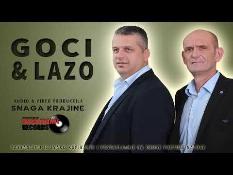Goci i Lazo -  Milivoj Kaurin - (Official Audio 2018)