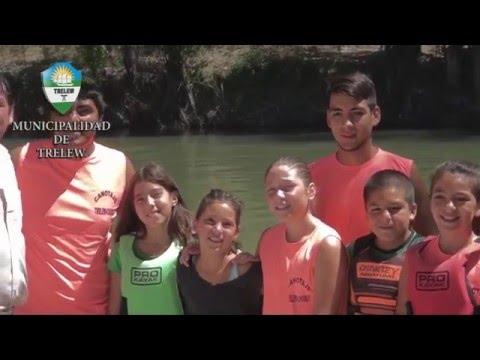 Escuela de Canotaje del Club Huracán