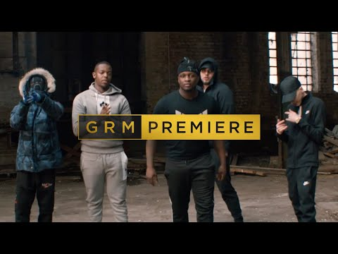 Swarmz, Geko, Jaykae, Kwengface & 23 Unofficial – Bally (Remix) [Music Video] | GRM Daily