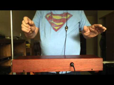 My Theremin Demonstration