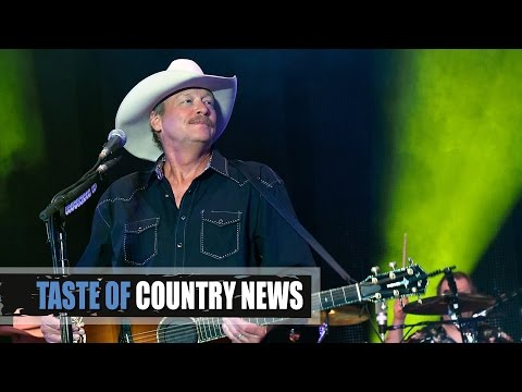 Alan Jackson Mourns the Death 7-Year-Old Who Fought Cancer (видео)