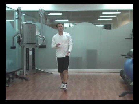Bodyweight Cardio Exercise