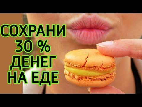 Как тратить на еду до 30 % меньше и не худеть – Правила правильного питания чтобы есть меньше - DomaVideo.Ru