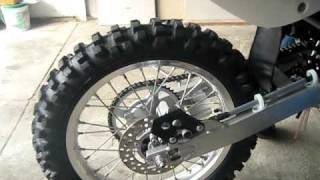 3. 2009 Kawasaki KX100