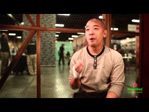Heineken Arrive Big: Jeff Staple | Video