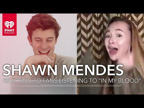 Shawn Mendes Reacts To Fans Hearing \