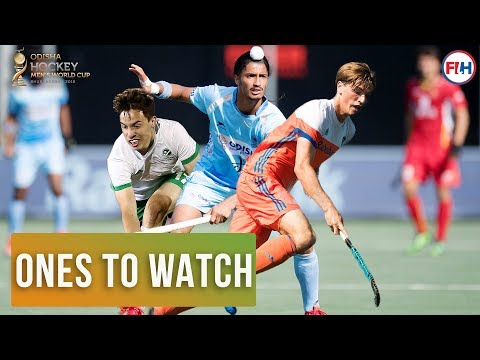 Ones To Watch   Men's Hockey World Cup 2018   Part 2