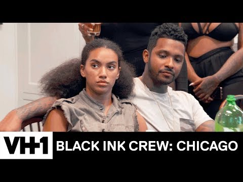 Rachel Finally Confronts Kat 'Finale Sneak Peek' | Black Ink Crew: Chicago