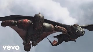 """Video """"Where No One Goes"""" (How To Train Your Dragon 2) [Official Lyric Video] MP3, 3GP, MP4, WEBM, AVI, FLV Juni 2018"""