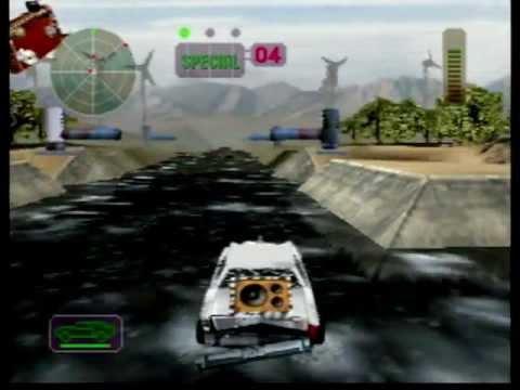 Vigilante 8 Nintendo 64