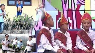 TRIBUN-VIDEO.COM - Sebuah video memperlihatkan 3 bocah yang menyanyikan lagu berbahasa Batak mendadak viral di...