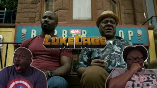 Nonton Luke Cage 1x2 Reaction    Code Of The Streets  Film Subtitle Indonesia Streaming Movie Download