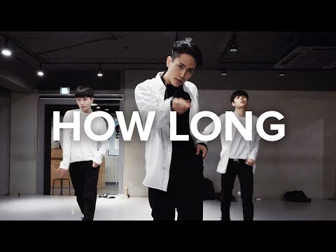 Video How Long - Charlie Puth / Eunho Kim Choreography download in MP3, 3GP, MP4, WEBM, AVI, FLV January 2017