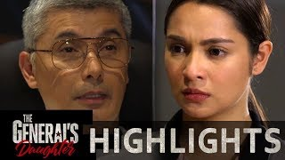 Video Marcial tells Jessie about Rhian's mission   The General's Daughter (With Eng Subs) MP3, 3GP, MP4, WEBM, AVI, FLV Mei 2019
