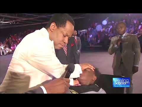 Healed Of Cervical Cancer During Healing School Session By Rev Chris Oyakhilome