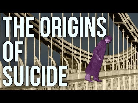 The Origins of Suicide