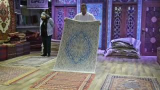 IRANIAN CARPETS DISPLAYED