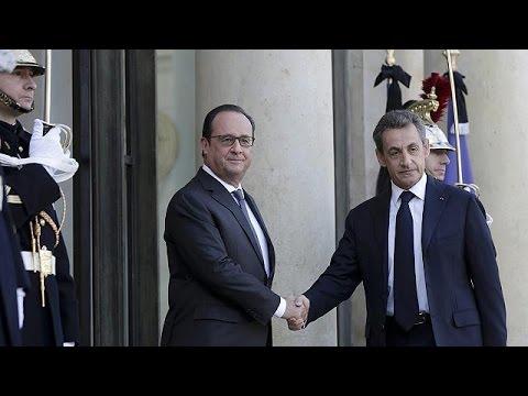 Η Γαλλία ενωμένη κατά της τρομοκρατίας