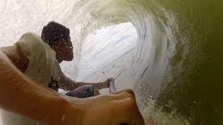 SUP Surfing Sessions Keahi De Aboitiz @ Home 2013